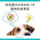 【新冠肺炎COVID-19寵物防疫專區】